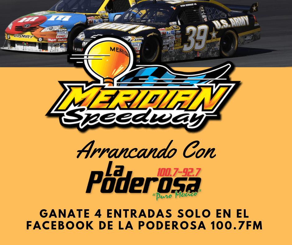 Meridian Speedway KPDA FB - Lizette Padilla